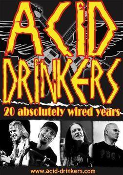 2009.10.17 ACID DRINKERS / NONE /FREAK