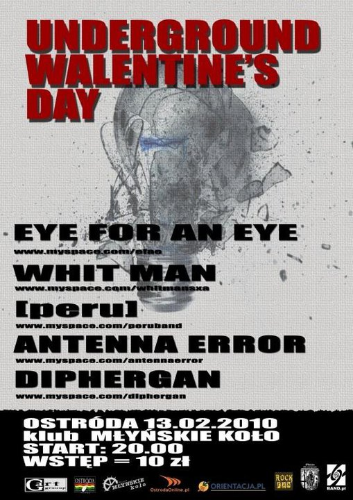2010.02.13 EYE FOR AN EYE / WHITMAN / [PERU] / ANTENA ERROR / DIPHERGAN