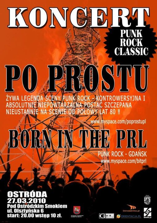 2010.03.27 PO PROSTU / BORN IN THE PRL
