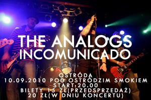2010.09.10 THE ANALOGS / INCOMUNICADO