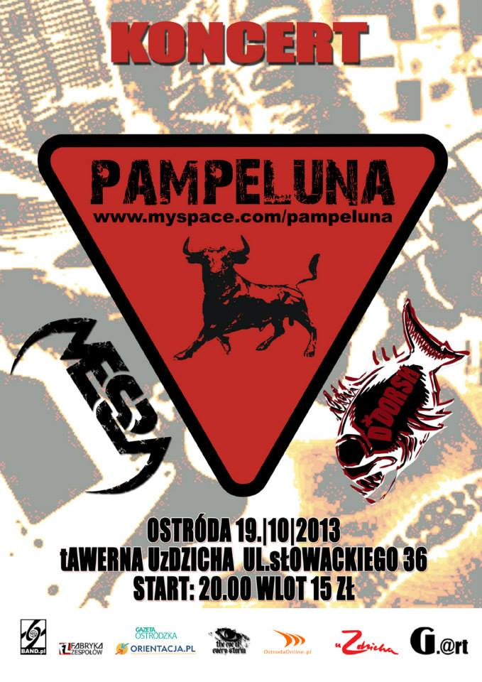 19.10.2013 PAMPELUNA/MESSA/D'DORSH