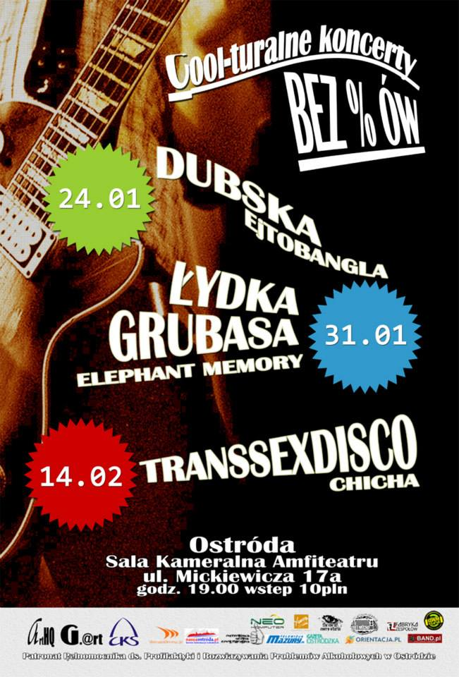 14.02.2014 TRANSSEXDISCO/CHICHA